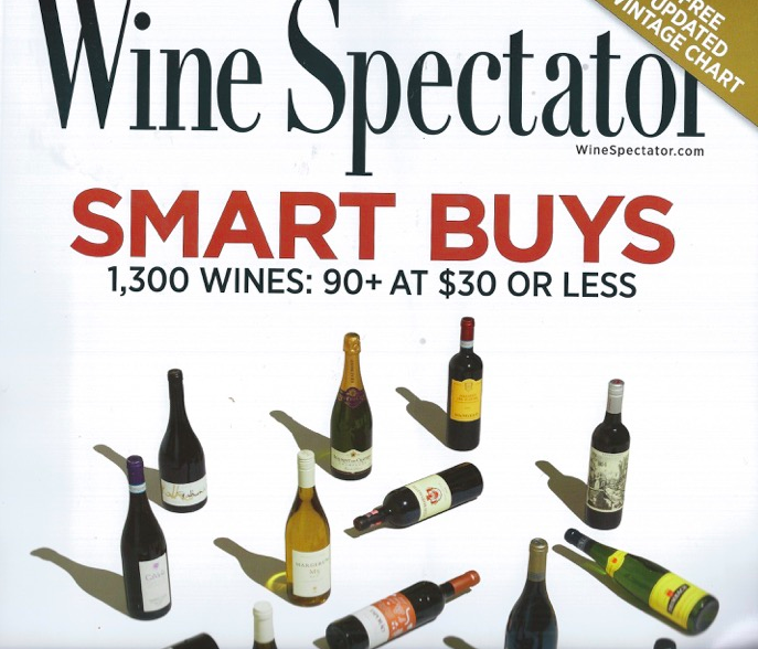 Smart Buys by The Wine Spectator
